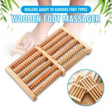 footmassager, feetmassageroller, woodenfootmassager, Wooden