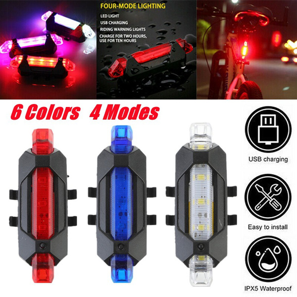 led, Bikes, biketaillightsusbrechargeable, bicycletaillight