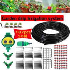 irrigationsystem, Garden, Kit, water