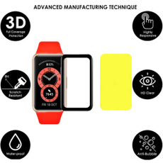 curvedprotectivefilm, Screen Protectors, 3dcurvedprotectivefilm, protectivefilmforhuaweiband6