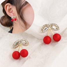 Crystal, Hoop Earring, Dangle Earring, Jewelry