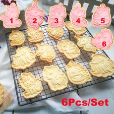 cute, unicornmold, Baking, unicorncookiemold