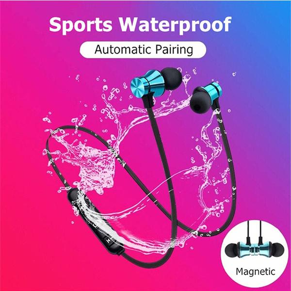 Headphones, stereoearphonewirelessheadphone, Sport, Earphone