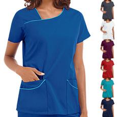 sleeve v-neck, Plus Size, Shirt, Sleeve