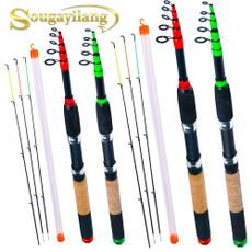 fishingpolerod, fishingrod, carbon fiber, telescopicfishingrod