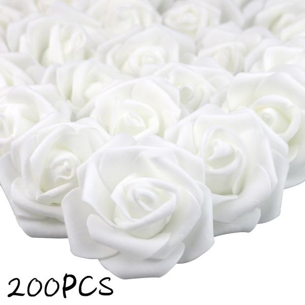 artificialflowerforwedding, foamflower, Head, Flowers
