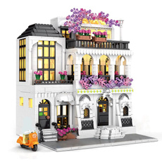 streetviewbricksmodel, Toy, Garden, streetviewbricksblock