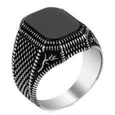 Sterling, ringsformen, Fashion, 925 silver rings