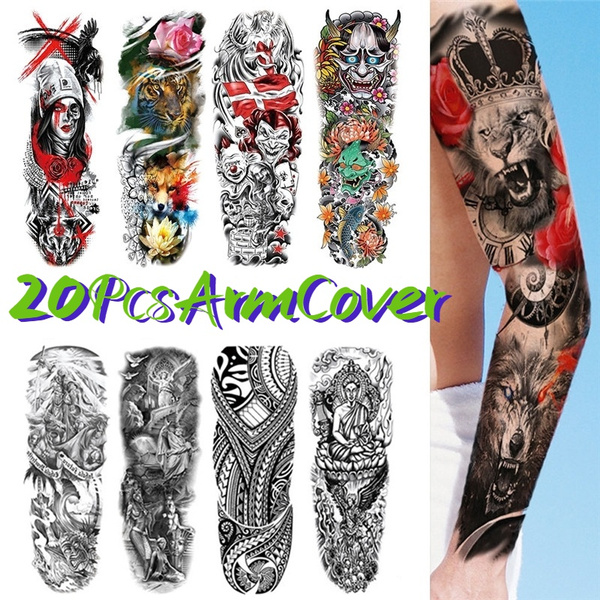armtattoosleevescover, tattoo, Family, Outdoor