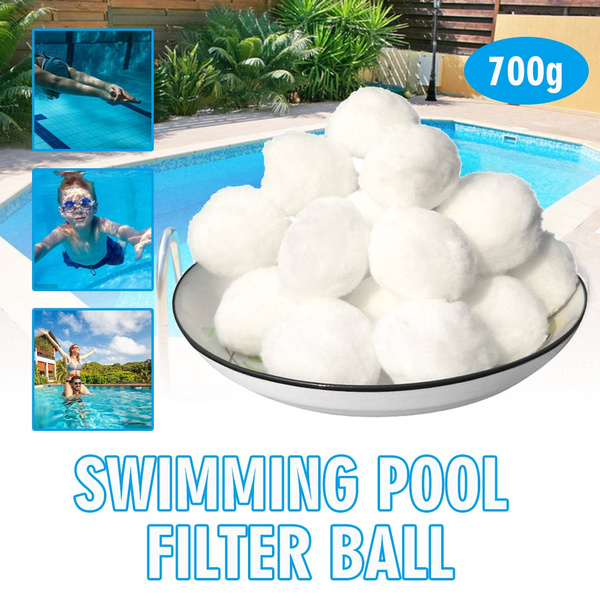 poolfilterball, poolfilter, Fiber, Capacity