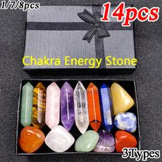 energystone, Box, tigerseye, quartz