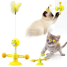 windmill, cattoy, Toy, Pets