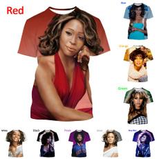 Summer, whitneyhouston, Fashion, Mens T Shirt
