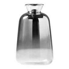 Home Decor, hydroponicglassbottle, Glass, goldvase