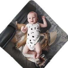 Baby, englishbulldogsmokingdrinkwinedog, Pets, Blanket