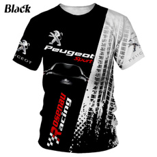 Summer, Fashion, Shirt, pegueot3dtshirt
