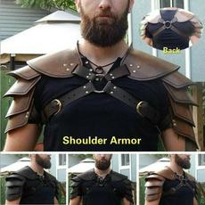 Shoulder, Cosplay, Medieval, Samurai