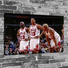 canvasprint, Basketball, Wall Art, Home Decor