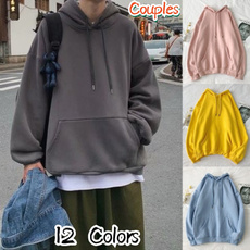 hooded sweater, Winter, mens tops, Sweaters