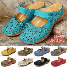 casual shoes, beach shoes, Flip Flops, Plus Size