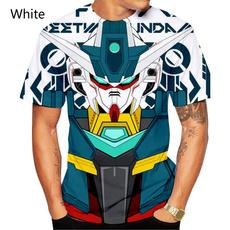Summer, Fashion, unisex, Gundam