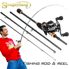 fishingrodreel, baitcastingreel, fishingrodcombo, fishinglurerod