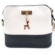 Shoulder Bags, Fashion, one-shoulder, leather