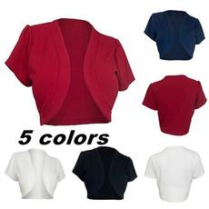 Shorts, leisureslimcoat, Tops, short sleeves