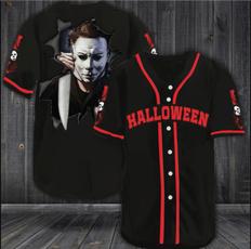 Fashion, Shirt, Men, Halloween