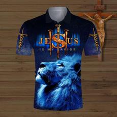 King, Fashion, Shirt, lionking