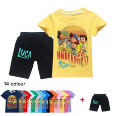 Shorts, printed, lucahoodie, pants