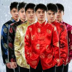 chinesemencasualcoat, Fashion, embroideryjacketchinese, Traditional