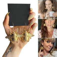 Jewelry, Earring, womengirl, retroalloyearringswomenjewelryqueenstyle