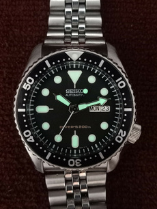 mechanical watch, Waterproof Watch, Watch, seikowatch