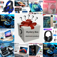 Box, Headset, Intel, Tablets