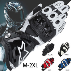 motorcycleaccessorie, Touch Screen, leather, ridingglove