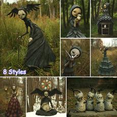 scary, Garden, Home & Living, Ornament