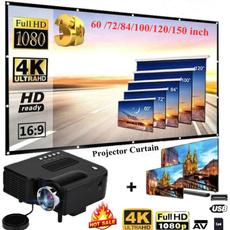 Mini, Television, led, projector