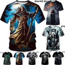 Goth, Fashion, Shirt, skull