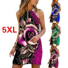 Summer, Fashion, dressesforwomensummer, Halter