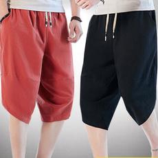 Summer, harem, Shorts, pants
