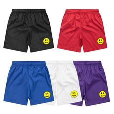 短裤, 休闲, 潮牌, 正确