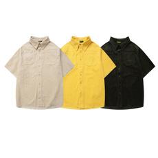 口袋, Summer, 日式, Fashion