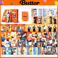 Butter, K-Pop, Army, Postcards