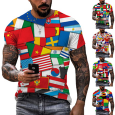 Summer, Fashion, national, summer t-shirts