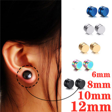 loseweight, Stud Earring, fakeearring, reduceweight