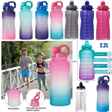plasticwaterbottle, Bottle, largecapacitywaterbottle, Cup