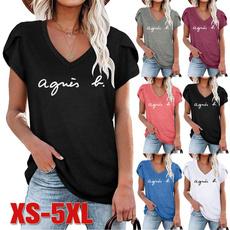 blouse, Summer, Fashion, teeshirtfemme