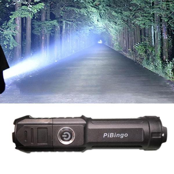Flashlight, lanterna, Hiking, led
