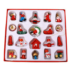 Christmas, Gifts, Tree, Ornament